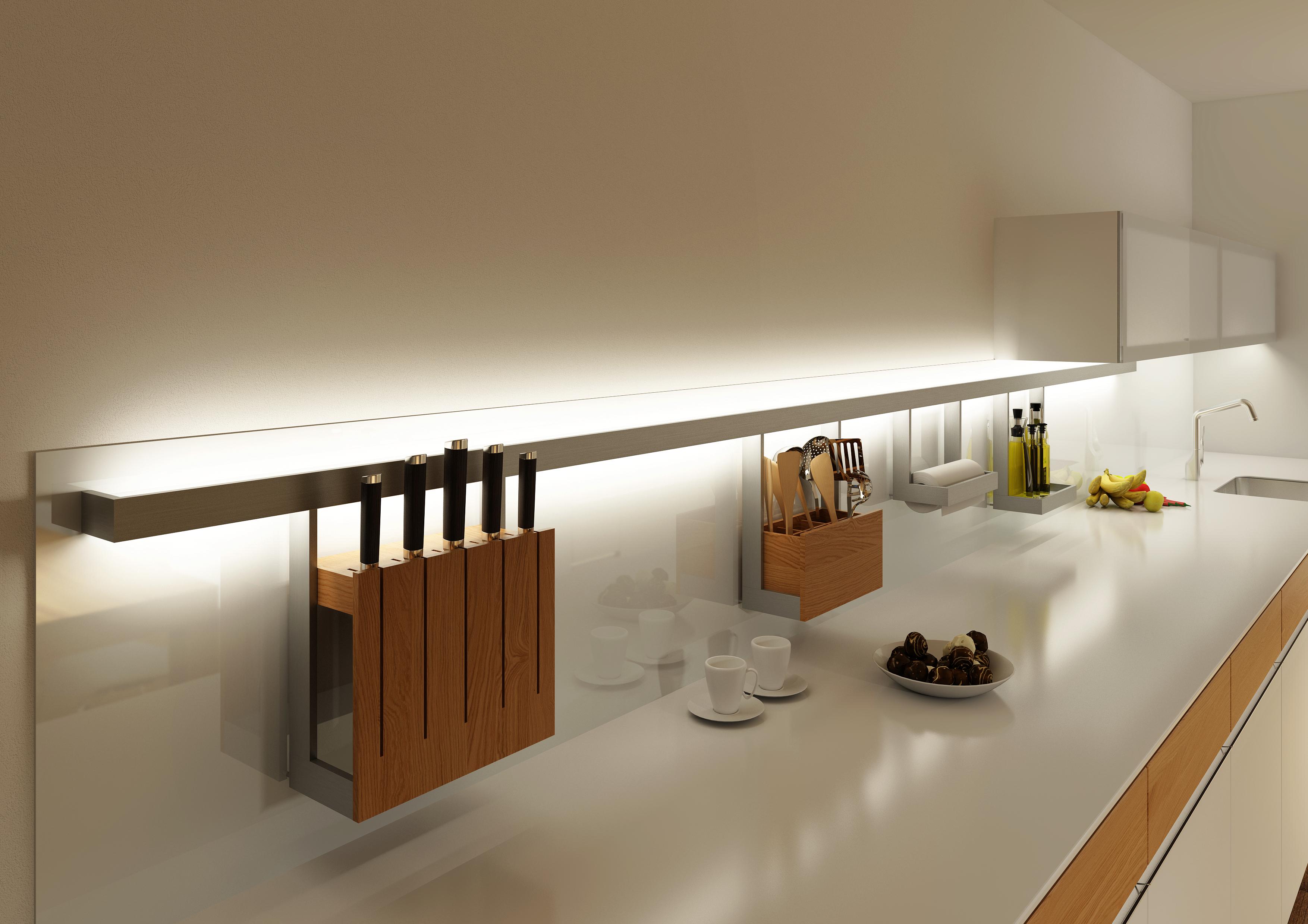 Ideen Beleuchtung Kuche Caseconrad Com