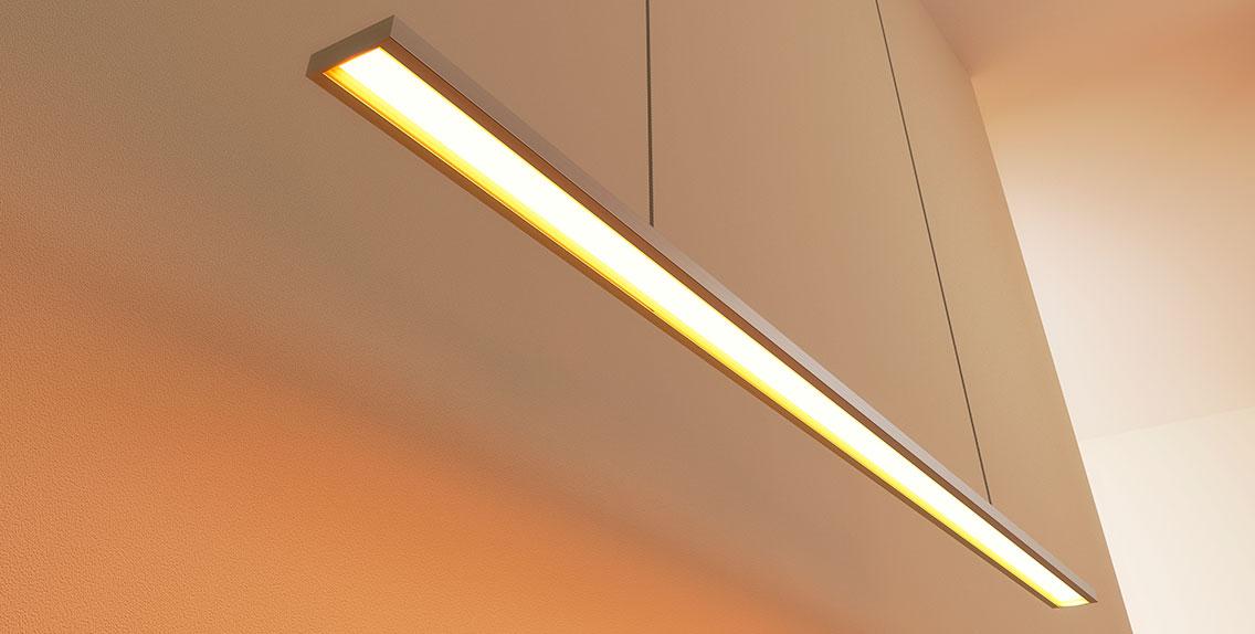 Pendelleuchte 40x10 gera leuchten und lichtsysteme for Lampen quantum