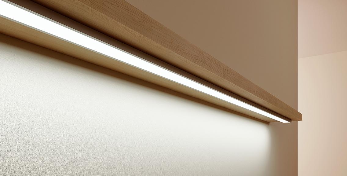 unterbauleuchte 24v gera leuchten und lichtsysteme. Black Bedroom Furniture Sets. Home Design Ideas