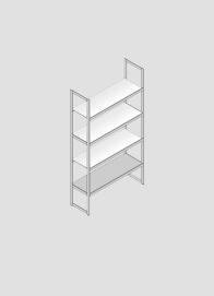 Light shelf 100