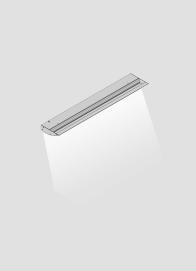 Under-unit light with socket